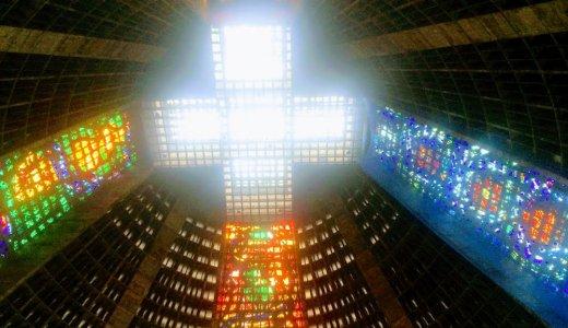 ステンドグラスが圧巻!カテドラル・メトロポリターナ【Catedral Metropolitana de São Sebastião】