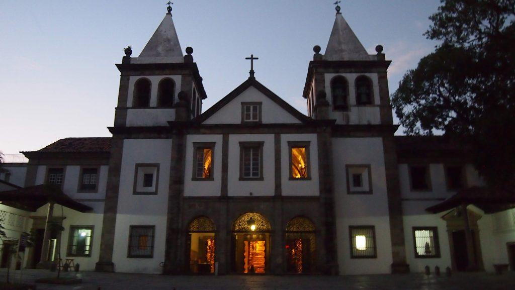 Mosteiro de Sao Bento Rio de Janeiro