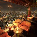 サンパウロの夜景を一望できる高級ジャズバーTerraço Itália